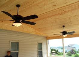 Outdoor Ceiling Fans by Outdoor Ceiling Fan Options Southern Chester County Electric