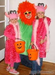 Muppet Halloween Costumes Family Costumes Halloween Simple Practical Beautiful