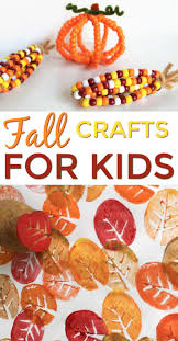 730 best fall crafts for kids images on pinterest holiday crafts