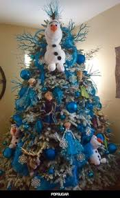 Decoration Christmas Frozen by Frozen Themed Christmas Tree I Created Shanny U0027s Pins