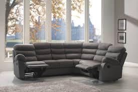 canapé d angle relax pas cher canapé d angle microfibre avec relax ronald canapé de relaxation