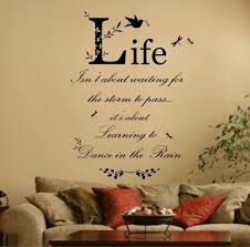 wall art ideas living room wall word art decals straight away
