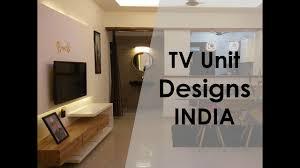 Tv Unit Interior Design Tv Unit Interior Design India Youtube