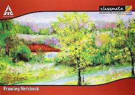 classmates notebook classmate drawing book a4 soft cover pack of 12 in