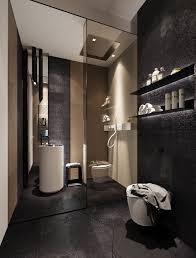 modern hotel bathroom best 25 dark bathrooms ideas on pinterest slate bathroom