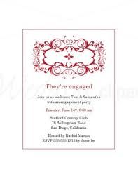 engagement party invitation wording printable scroll engagement party invitations template