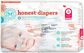 the honest company disposable diapers for newborn giraffe 40