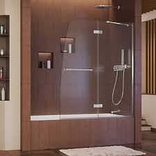 Frameless Shower Doors For Bathtubs Shop Shower Doors At Homedepot Ca The Home Depot Canada