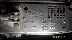 mercedes 190e paint codes mercedes benz forum