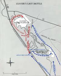 Map Of Custer State Park by Nps Historical Handbook Custer Battlefield Little Bighorn