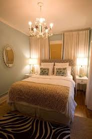 shabby chic white quilt small bedrooms ideas for teenagers beige ceramic floor tile blue