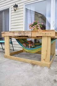 chic diy patio table ideas homemade patio furniture rieschel