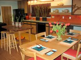 Brown Red And Orange Home Decor How To Use Orange And Blue Color Schemes For Modern Interior