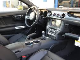 Mustang Gt 2015 Interior Magnetic 2015 Mustang Gt Delivered To Dealership Mustang