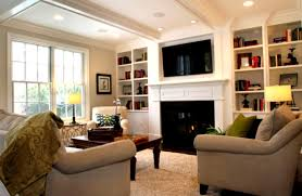 Modern Family Room Design Ideas Modern Family Room Design Ideas - Family room design with tv