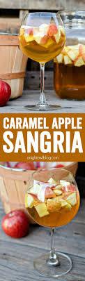 best 25 caramel apple sangria ideas on apple sangria