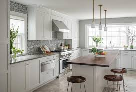 white kitchen cabinets with white and grey countertops grey kitchen cabinets white countertops design ideas