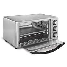 Oster Toaster Oven Tssttvdfl1 Oster 6 Slice Convection Countertop Oven Stainless Steel