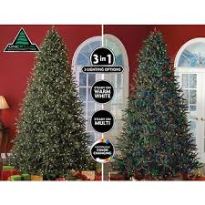 innovative ideas color changing tree shop ge 7 5 ft pre