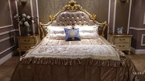 Double Bad Design Furniture Luxury French Royal Wood Double Bed Designs Bedroom Furniture Sets