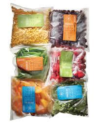 kitchen organizers martha stewart freezer storage labels