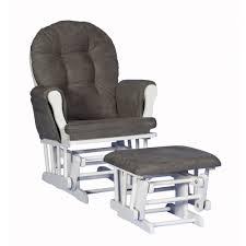 Chair Gliders Craft Hoop Custom Glider Chair U0026 Ottoman Set