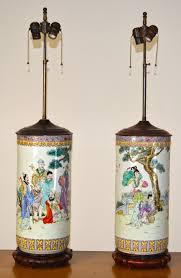 Ginger Jar Table Lamps by Lamps Chinese Bedside Lamps Ginger Jar Lamps Oriental Blue