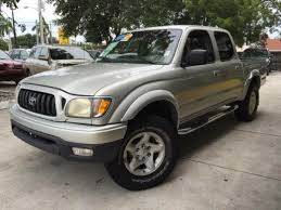 2004 Toyota Tacoma Interior 2004 Toyota Tacoma Prerunner For Sale In West Palm Beach Fl