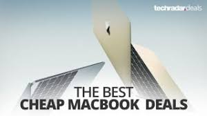 what are the best laptop deals for black friday the best cheap macbook deals in october 2017 techradar