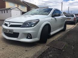 vauxhall astra vxr black vauxhall astra vxr nurburgring no 041 of 835 limited edition in