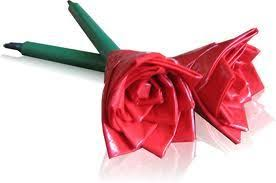 Duct Tape Flowers Vases And Pens Duct Tape