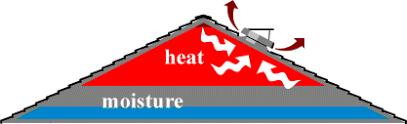 natural light 36 watt gable solar attic fan infinigi