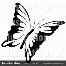 butterfly clipart 39721 illustration by dero