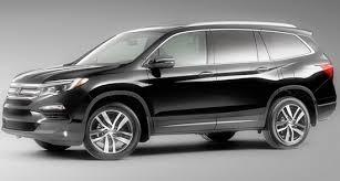 honda pilot 2016 redesign 2016 honda pilot redesign release date auto luxury rumors