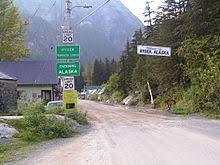 map us states bordering canada canada united states border