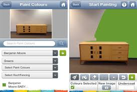 paint room app vibrant design 6 before and after my place example