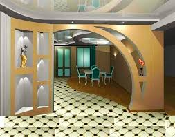 Arch Design For Hall