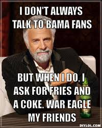 Iron Bowl Memes - official pff ironbowl thread page 3 pensacola fishing forum