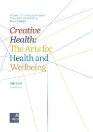 all party parliamentary group on arts health and wellbeing