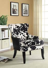 Black And White Accent Chair Black And White Accent Chair Coaster Company Black And White