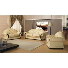 Cleopatra Chaise Lounge Cleopatra Traditional Leather Sofa Set