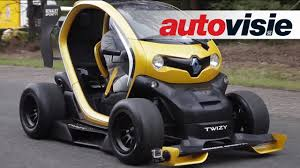 renault twizy renault twizy rs f1 vs megane rs by autovisie tv youtube