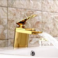Bathroom Waterfall Faucet by Online Get Cheap Luxury Bathroom Sink Aliexpress Com Alibaba Group