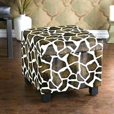 Printed Ottomans Printed Storage Ottoman Medium Size Of Lots Ottomans Awesome