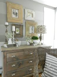 Rustic Decorations For Homes Best 25 Sideboard Decor Ideas On Pinterest Entry Table