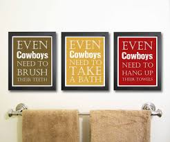 picturesque cowboy bathroom decor bclskeystrokes in home