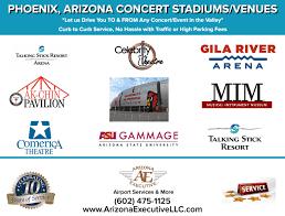 Phoenix Airport Terminal Map Phoenix Transportation Airport Town Car Service Arizona Executive Llc