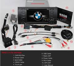 bmw x5 aftermarket accessories installation tips for bmw x5 e53 with dsp or not dvd player car
