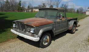 jeep j truck 65 jeep gladiator j 210 pickuptrucks com