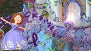 princess sophia birthday cake mackenzie